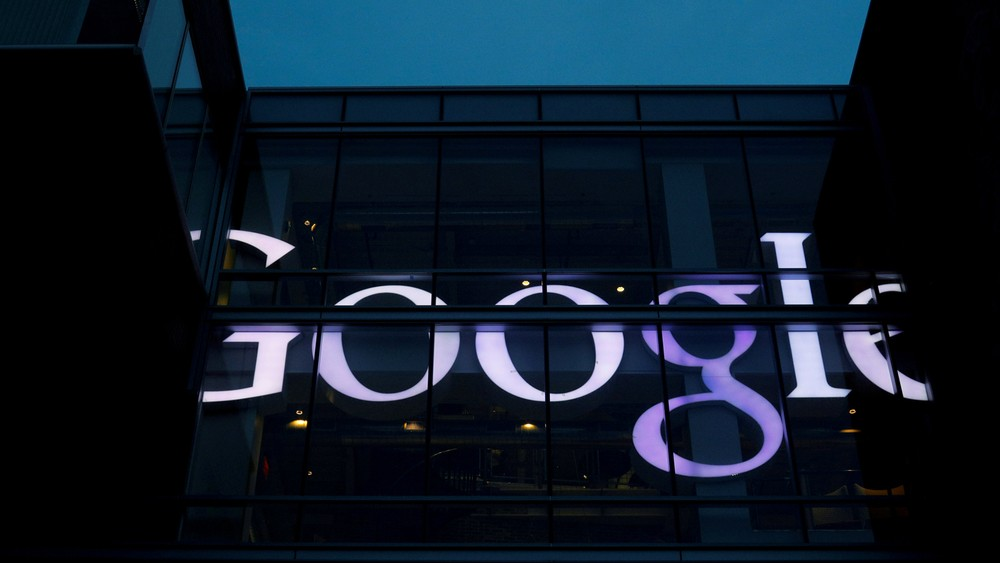 Letreiro da sede do Google em Cambridge, Massachusetts (EUA) (Foto: REUTERS/Brian Snyder/File Photo)
